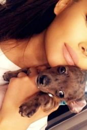 Ariana Grande – Facebook, Snapchat and Instagram Photos 3/28/2017