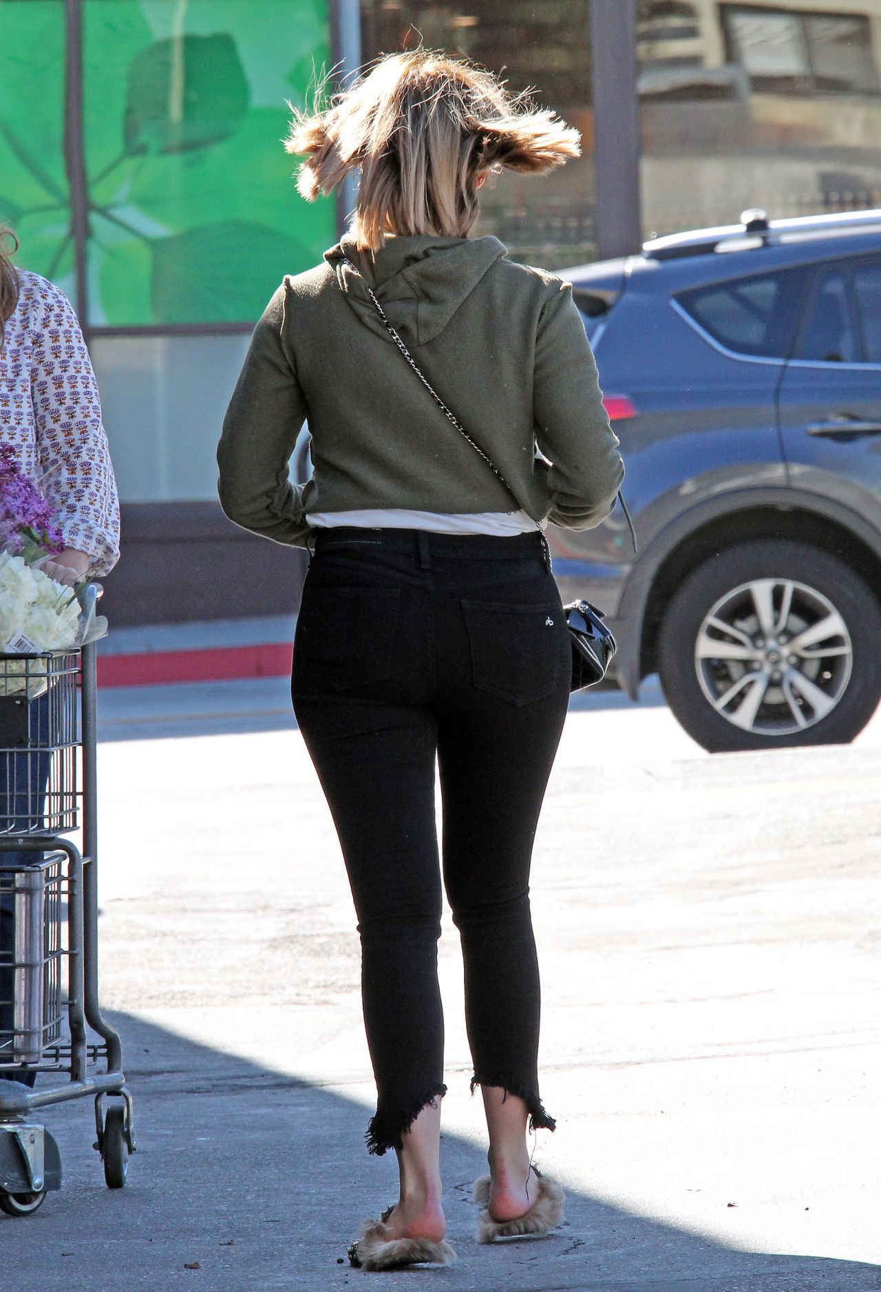 Ashley Benson at a Grocery Store in West Hollywood 3/23/ 2017