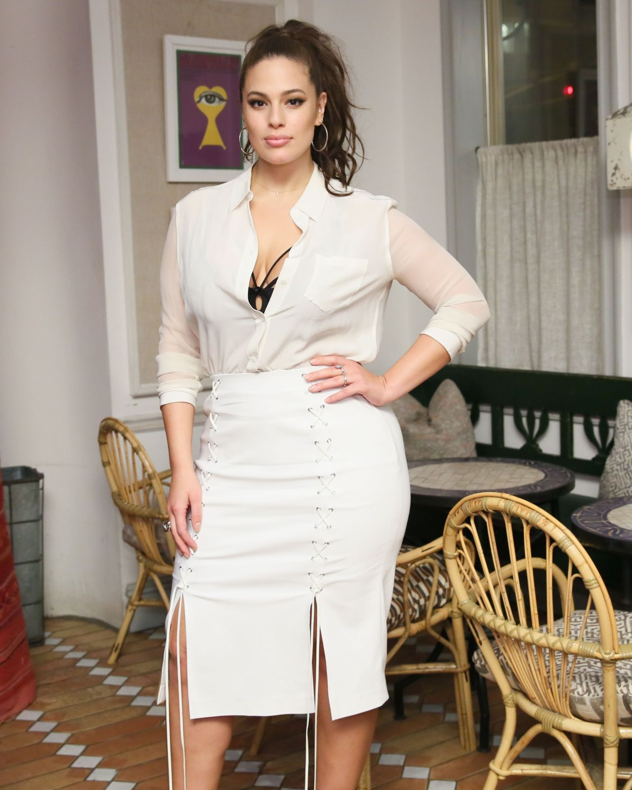 Ashley Graham: Ashley Graham Latest Photos