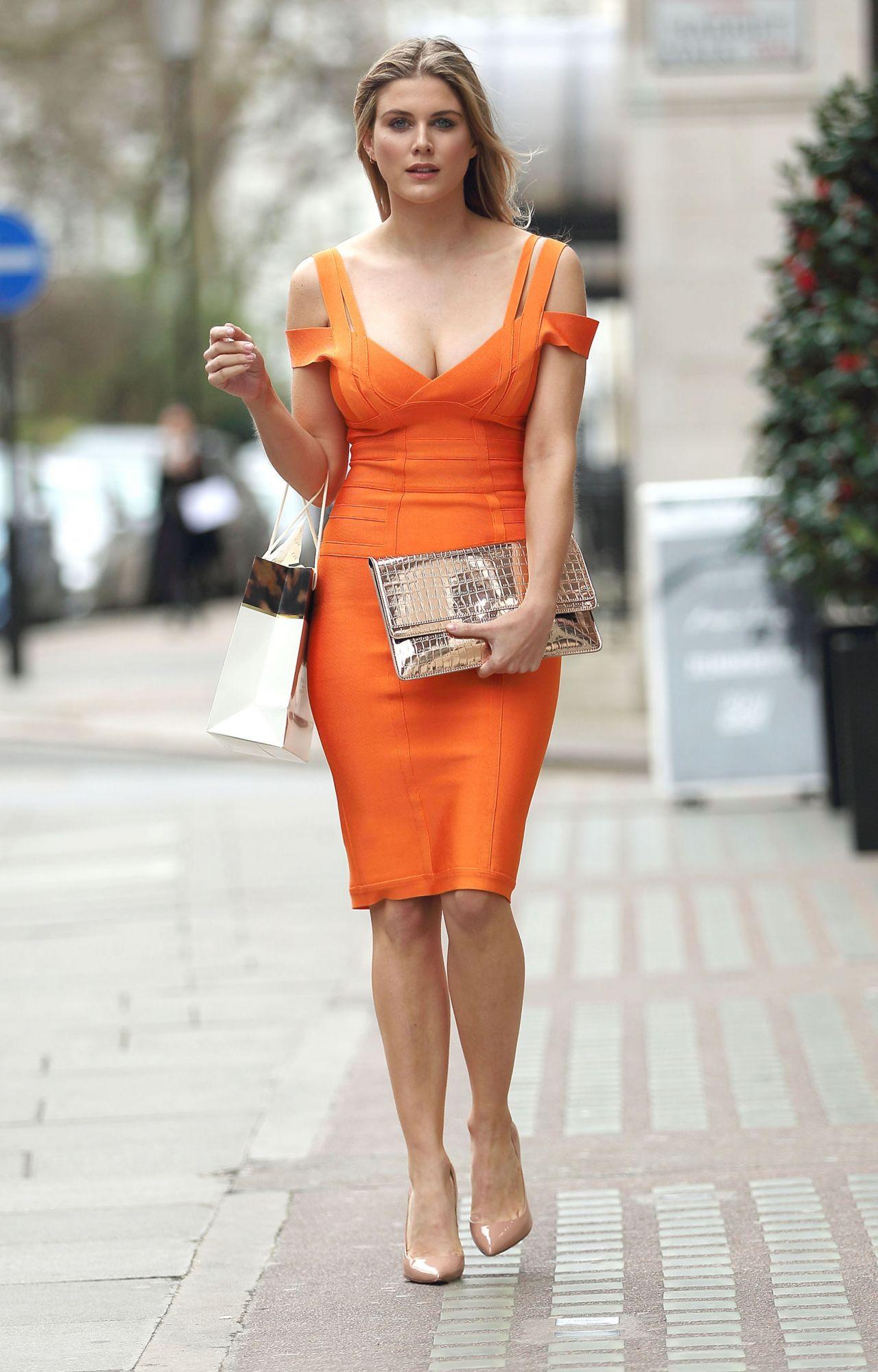 Ashley James Fashion - Leaving Harvey Nichols in London 3 ...