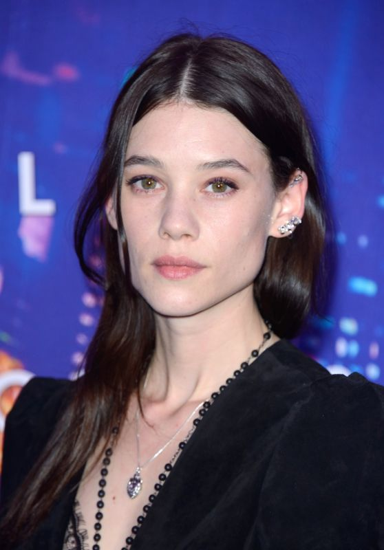 Astrid Berges-Frisbey - Ghost in the Shell Premiere in Paris 3/20/ 2017