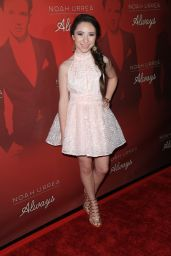 Ava Cantrell – Noah Urrea's 16th Birthday Celebration in Hollywood 3/26/2017