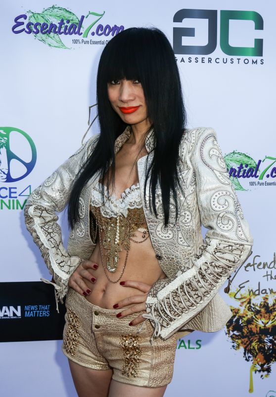 Bai Ling – For The Love of Animals Celebrity Gala in Burbank, CA 3/25/ 2017