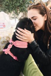 Bailee Madison – Facebook and Instagram Photos 3/28/2017