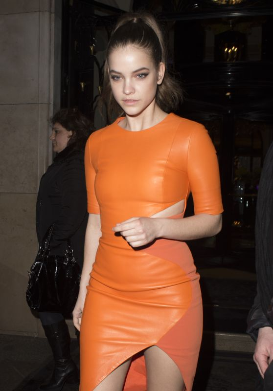 Barbara Palvin Night Time Out Fashion - Paris 3/4/ 2017