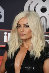 Bebe Rexha at iHeartRadio Music Awards in Los Angeles A 3/5/ 2017