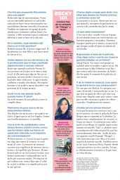 Becky G - Seventeen Magazine Mexico – April 2017 Issue
