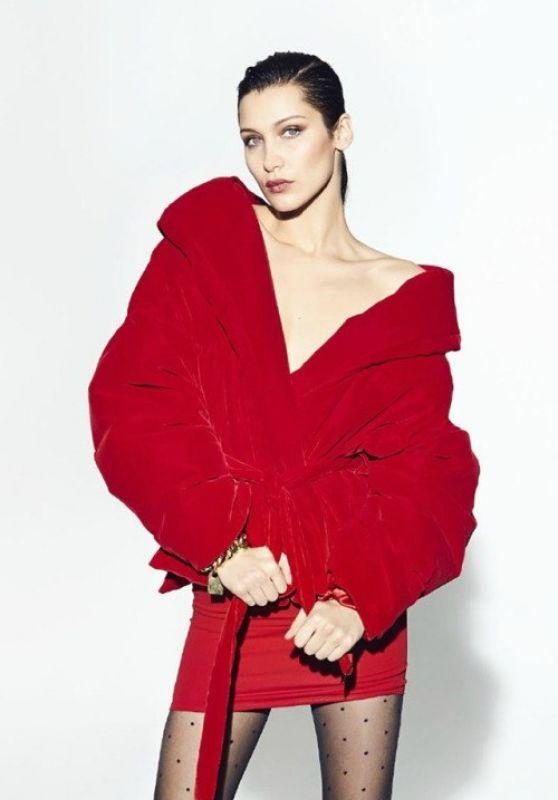 Bella Hadid - Photoshoot for Alexandre Vauthier (2017)