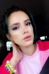 Bella Thorne - Celebrity Social Media 3/13/ 2017