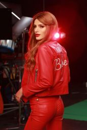 Bella Thorne - Photoshoot for Buxom Cosmetics 2017