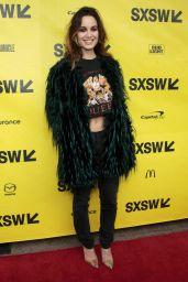 Berenice Marlohe - Song to Song Premiere at SXSW Film Festival in Austin 3/10/ 2017