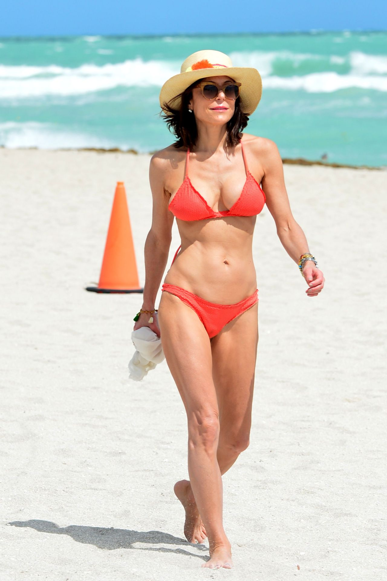 Beach bikini miami