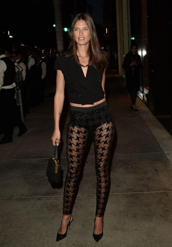 Bianca Balti – Dolce & Gabbana Event in Beverly Hills 3/23/ 2017