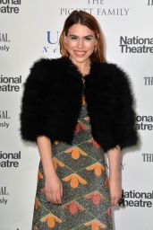 Billie Piper - The National Theatre Gala in London 3/7/ 2017