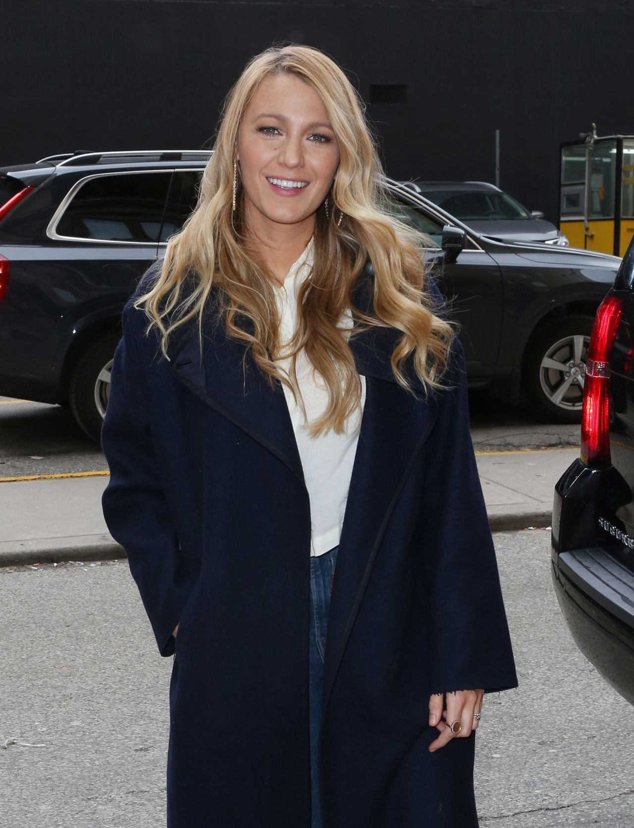 Blake Lively - Arriving to the L'Oreal Paris Women of ...
