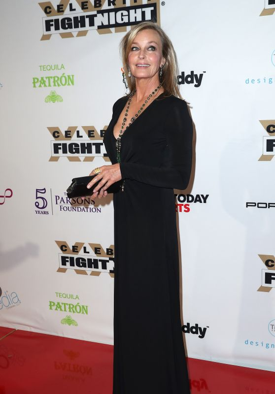 Bo Derek at Muhammad Ali's Celebrity Fight Night in Arizona 3/18/ 2017