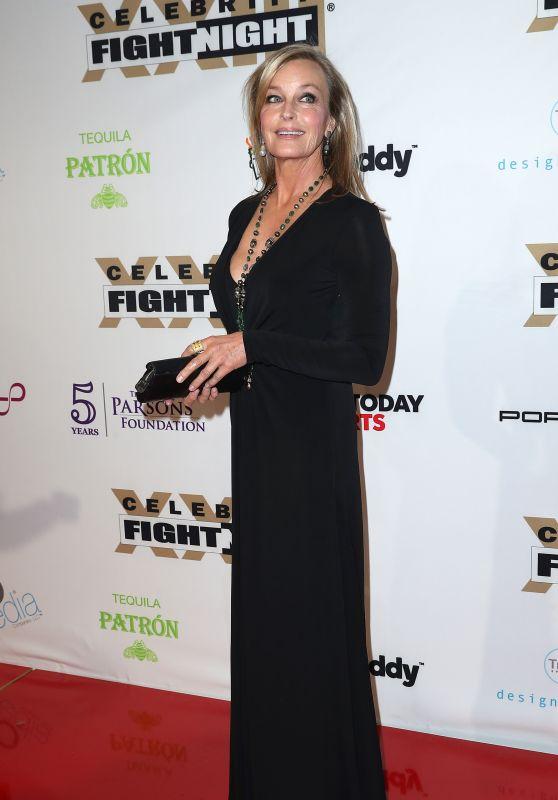 Bo Derek at Muhammad Ali's Celebrity Fight Night in Arizona 3/18/ 2017