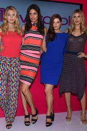 Bojana Krsmanovic – Liverpool Fashion Fest Press Conference in Mexico City 3/8/ 2017