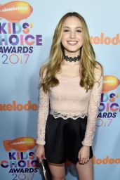 Brady Reiter – Nickelodeon's Kids' Choice Awards in Los Angeles 03/11/ 2017