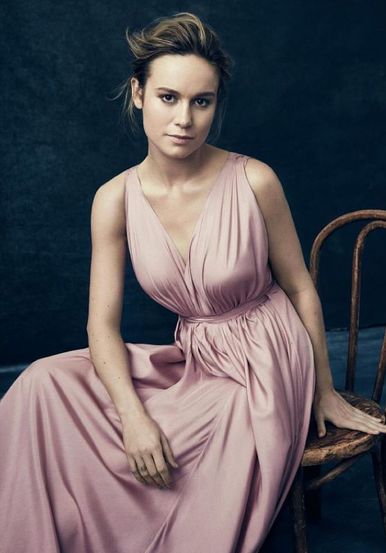 Brie Larson - Io Donna del Corriere della Sera March 2017 Issue