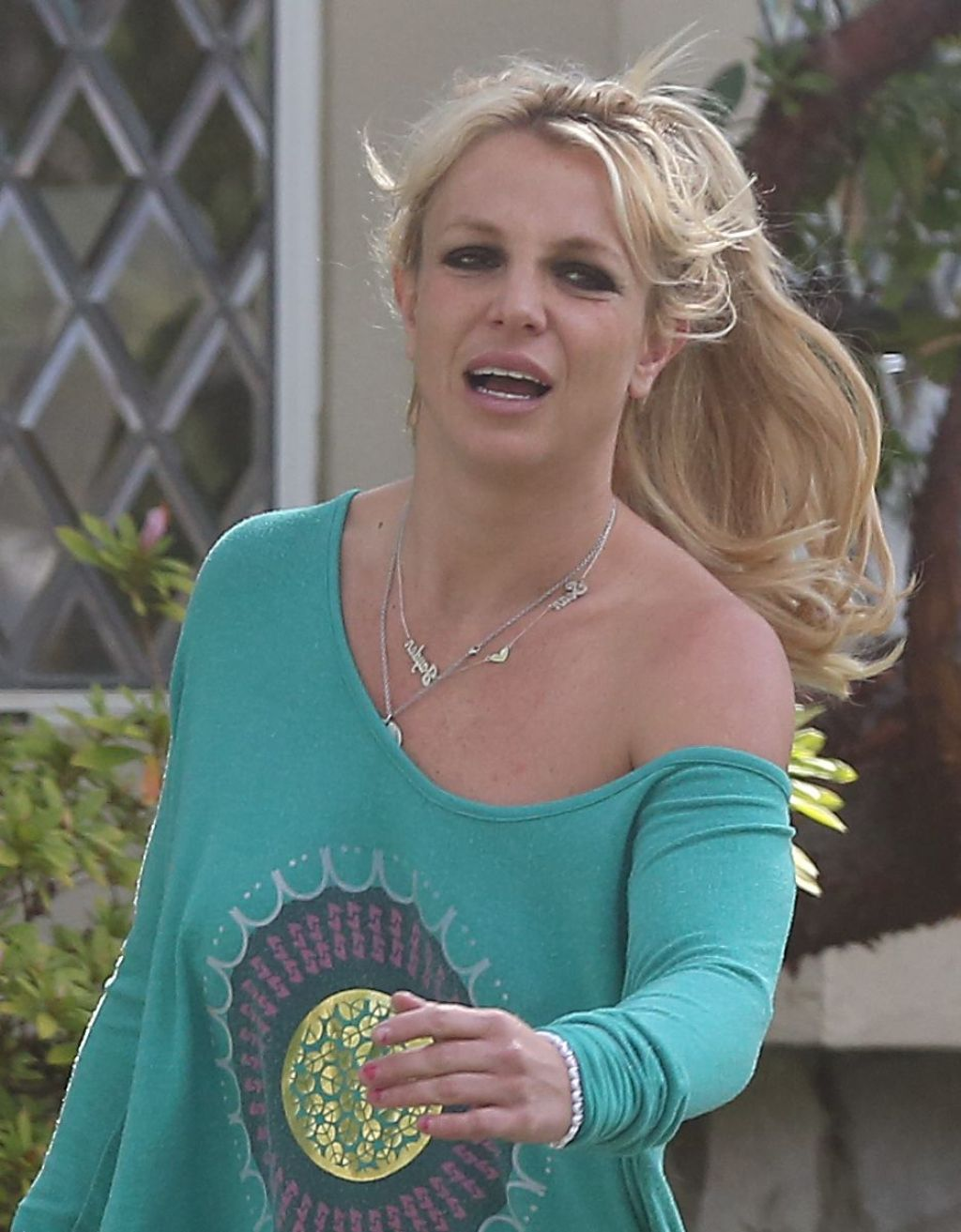Britney Spears Leaves A Friends House In Los Angeles 3 20