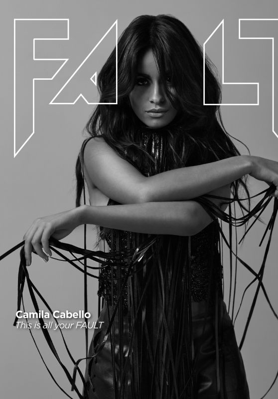 Camila Cabello - Fault Magazine March 2017