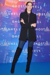 Camille Lou – Ghost in the Shell Premierein Paris 3/21/ 2017