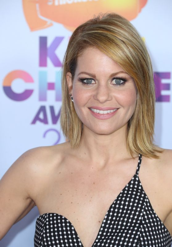 Candace Cameron Bure – Nickelodeon's Kids' Choice Awards in Los Angeles 03/11/ 2017