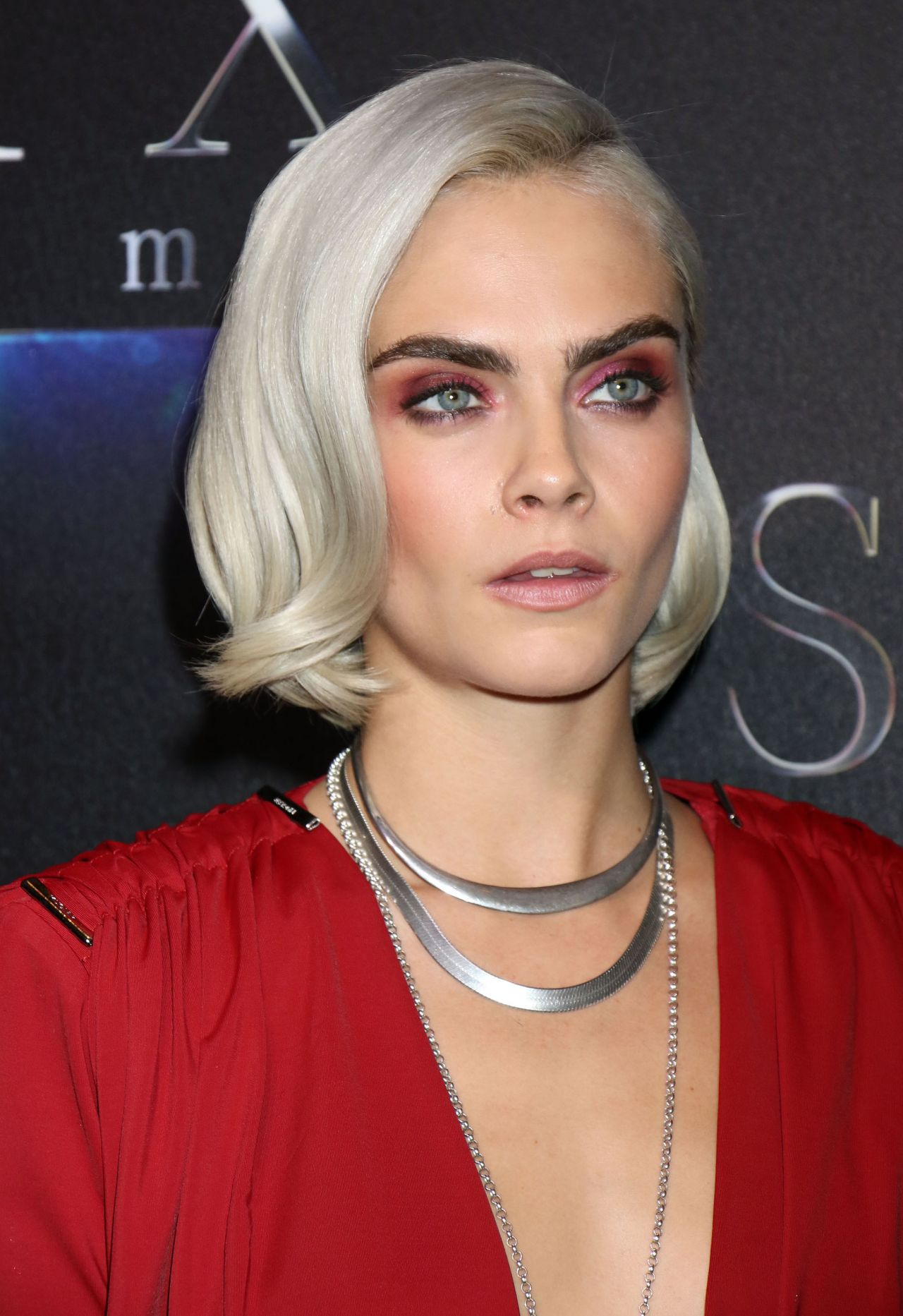 "Cara Delevingne – ""The State of the Industry"" Presentation ..."