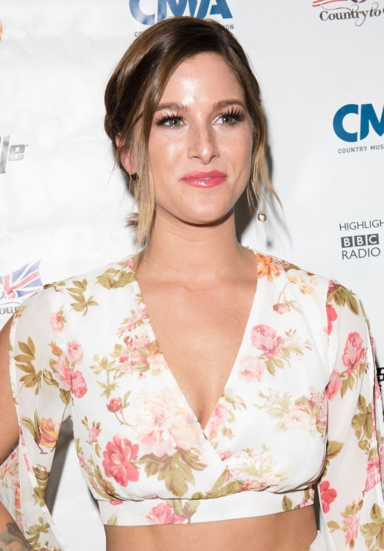 Cassadee Pope - C2C Country Music Festival in London 3/11/ 2017