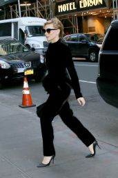 Cate Blanchett - Out in New York 3/02/ 2017