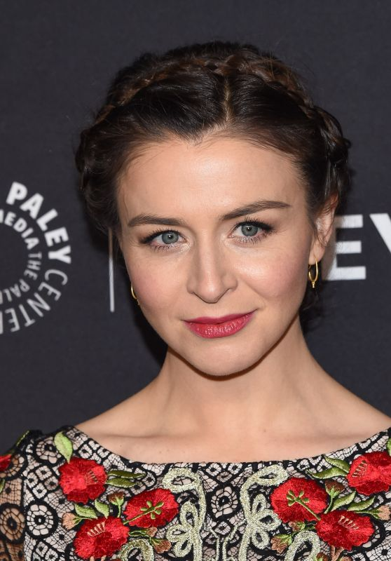 Caterina Scorsone at Media's 34th Annual PaleyFest Los Angeles 3/19/ 2017