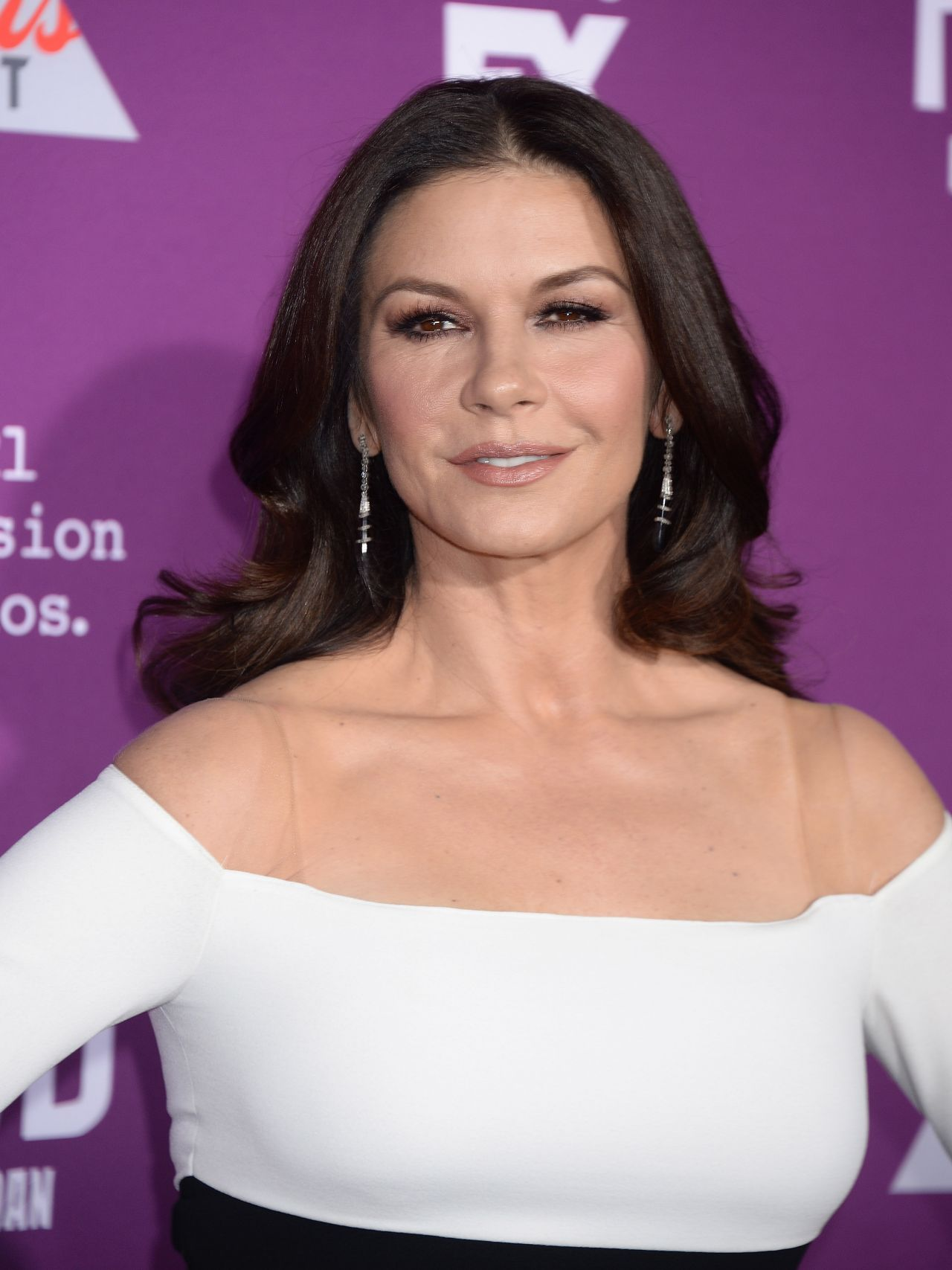 Catherine Zeta-Jones at 'Feud: Bette and Joan' TV Series ... Catherine Zeta Jones
