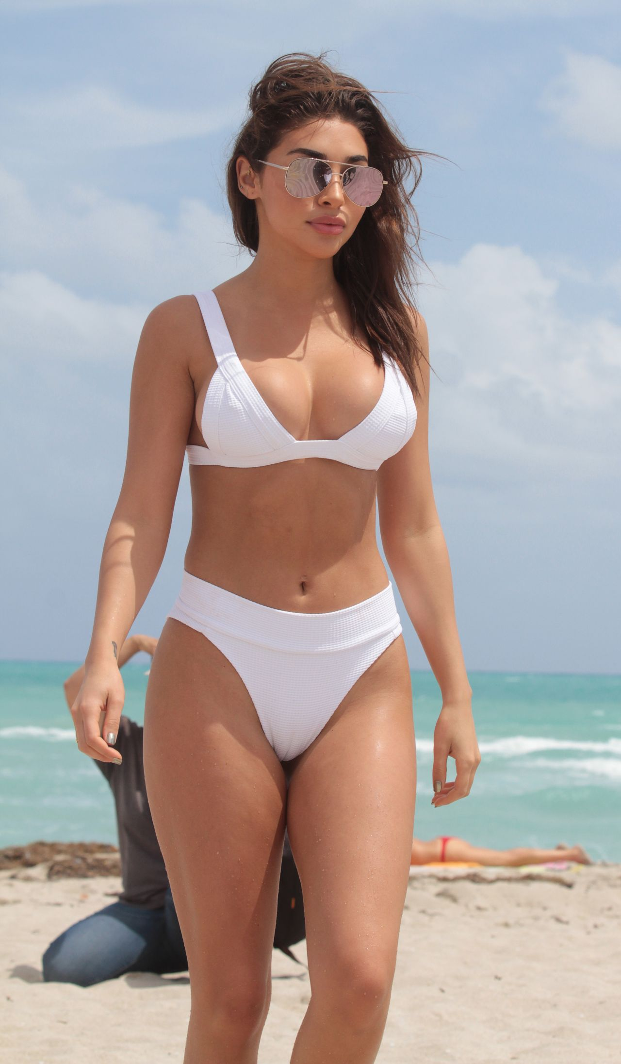Chantel jeffries in bikini