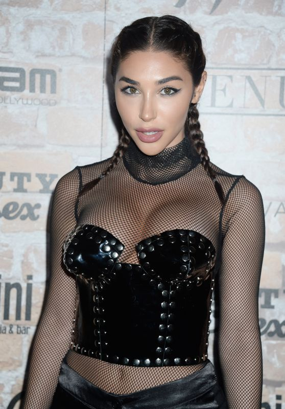 Chantel Jeffries – TAO, Beauty + Essex, Avenue + Luchini LA Grand Opening 3/16/ 2017