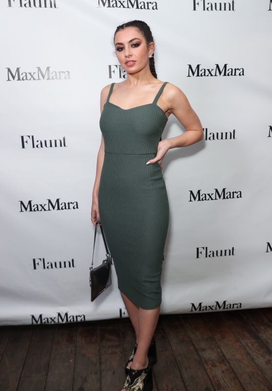 Charli XCX - Max Mara x Flaunt Dinner in Los Angeles 3/17/ 2017