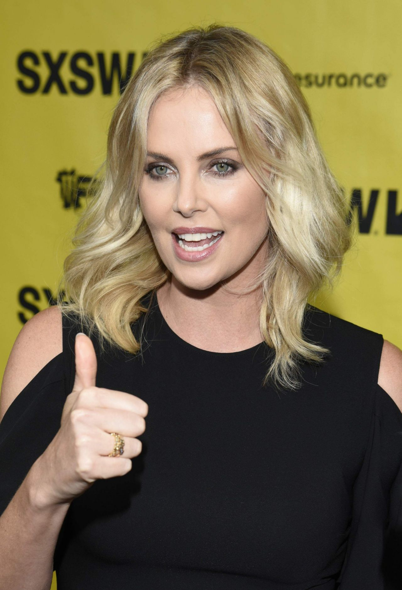 Charlize Theron Atomic Blonde Premiere At 2017 Sxsw Film Festival In Austin