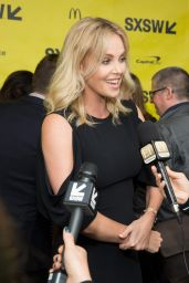 Charlize Theron - Atomic Blonde Premiere at 2017 SXSW Film Festival in Austin