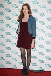 Charlotte Hope – Into Film Awards in London, UK 3/14/ 2017
