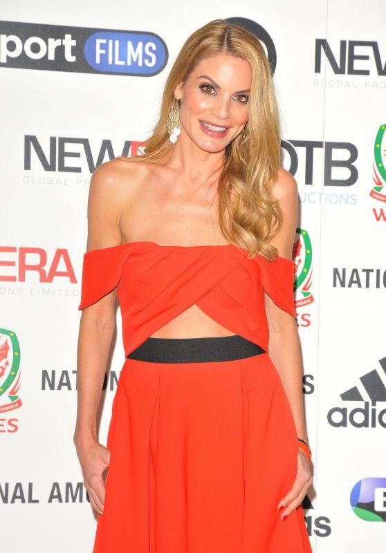 Charlotte Jackson on Red Carpet -