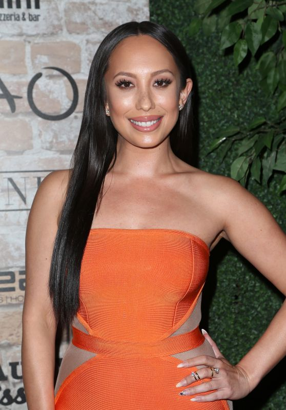 Cheryl Burke – TAO, Beauty + Essex, Avenue + Luchini LA Grand Opening 3/16/ 2017