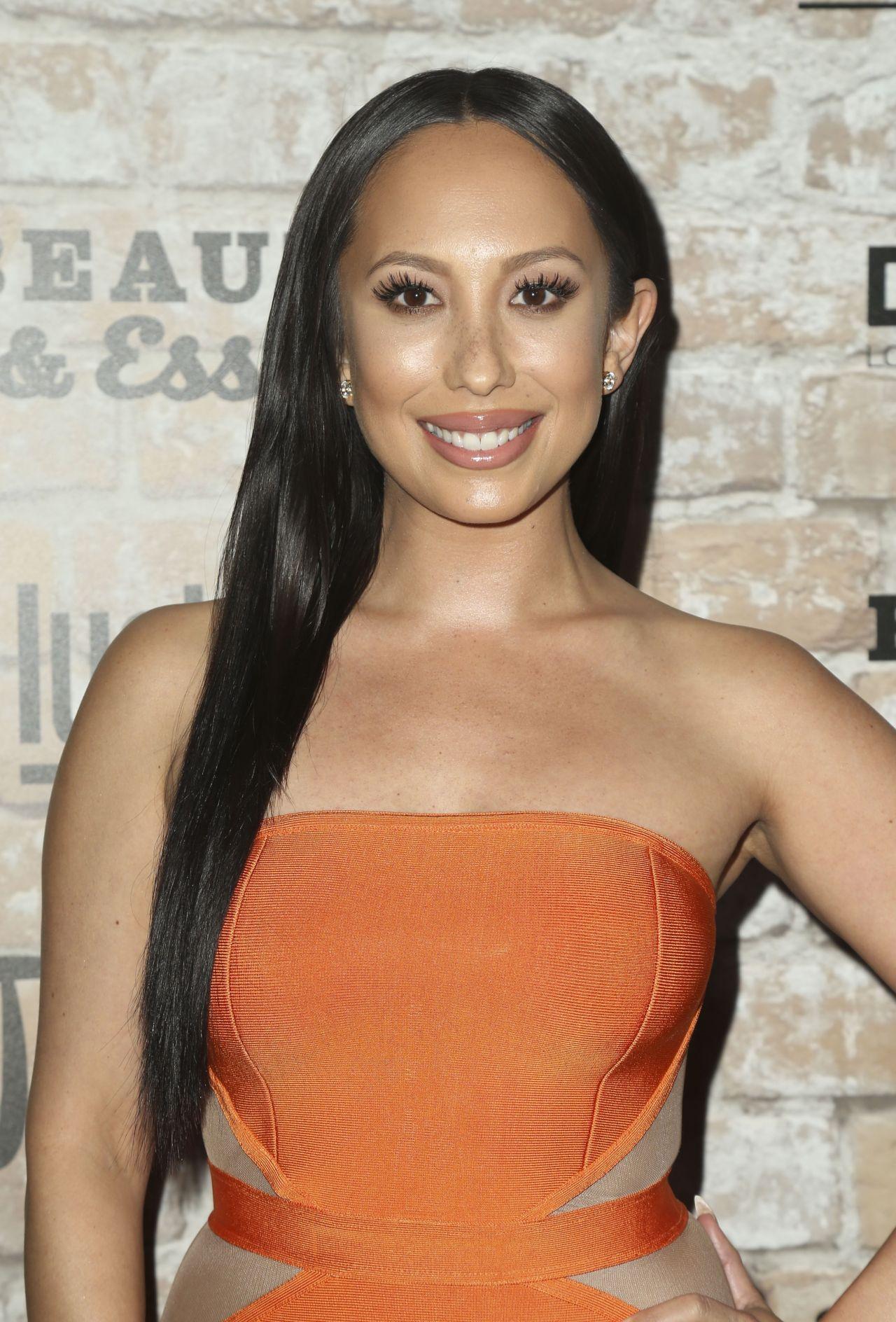 Cheryl Burke – TAO, Beauty + Essex, Avenue + Luchini LA ...