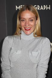 Chloe Sevigny Attends Metrograph 1st Year Anniversary Celebration in NYC 3/8/ 2017