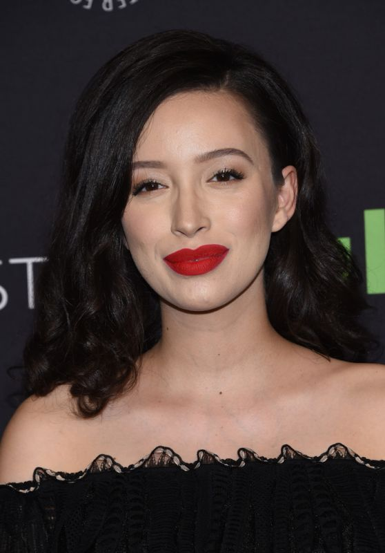 Christian Serratos - 'The Walking Dead' Presentation at PaleyFest in LA 3/17/ 2017