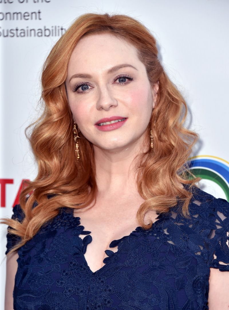 Christina Hendricks - UCLA Environment and Sustainability ... Christina Hendricks