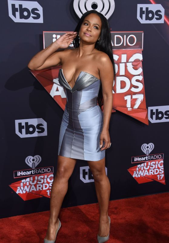 Christina Milian – iHeartRadio Music Awards in Inglewood 3/5/ 2017