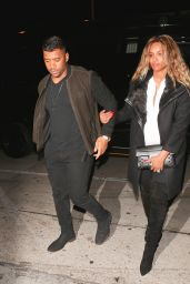 Ciara at Catch LA in West Hollywood 3/11/ 2017