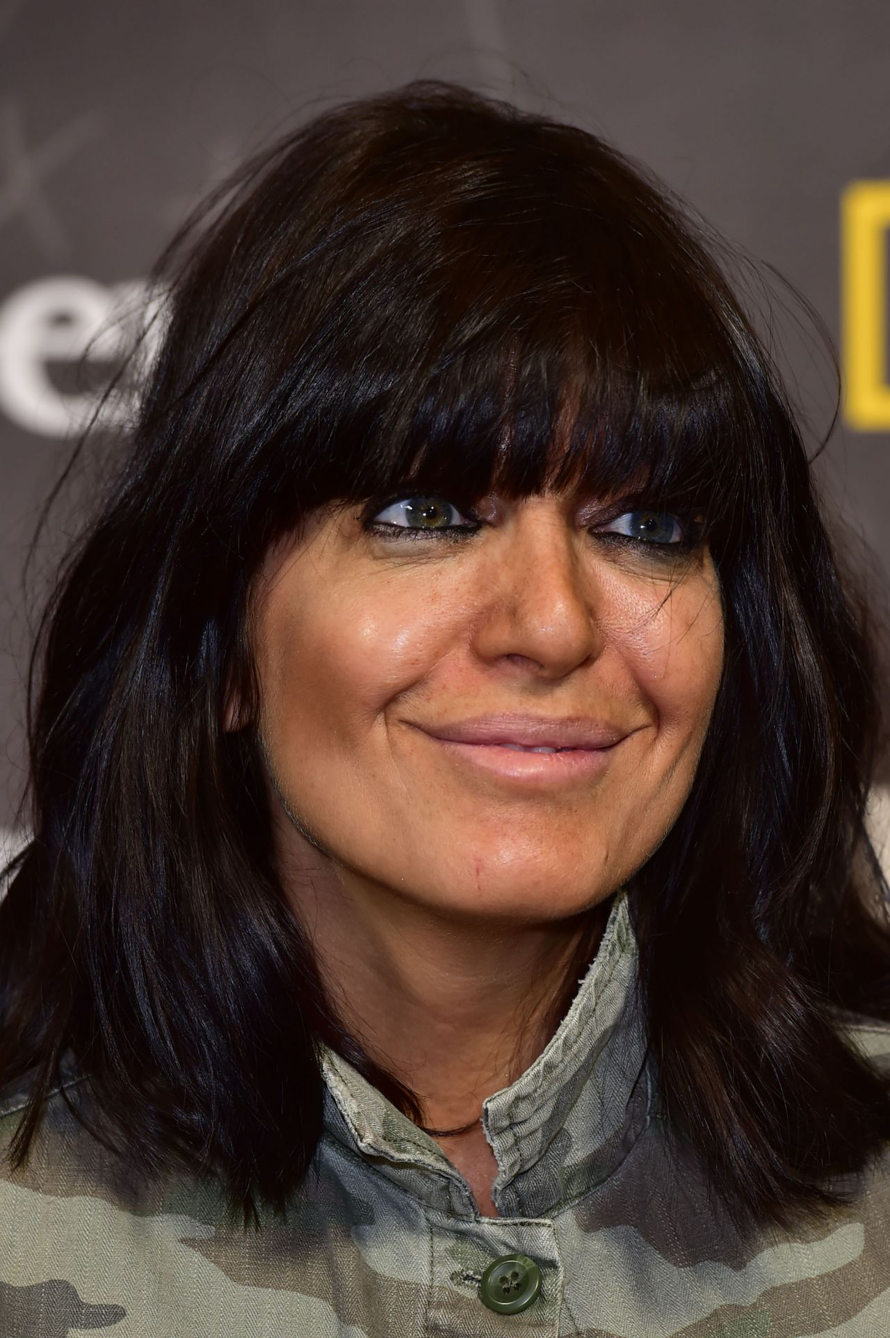 Claudia Winkleman Quot Genius Quot Premiere At Cineworld