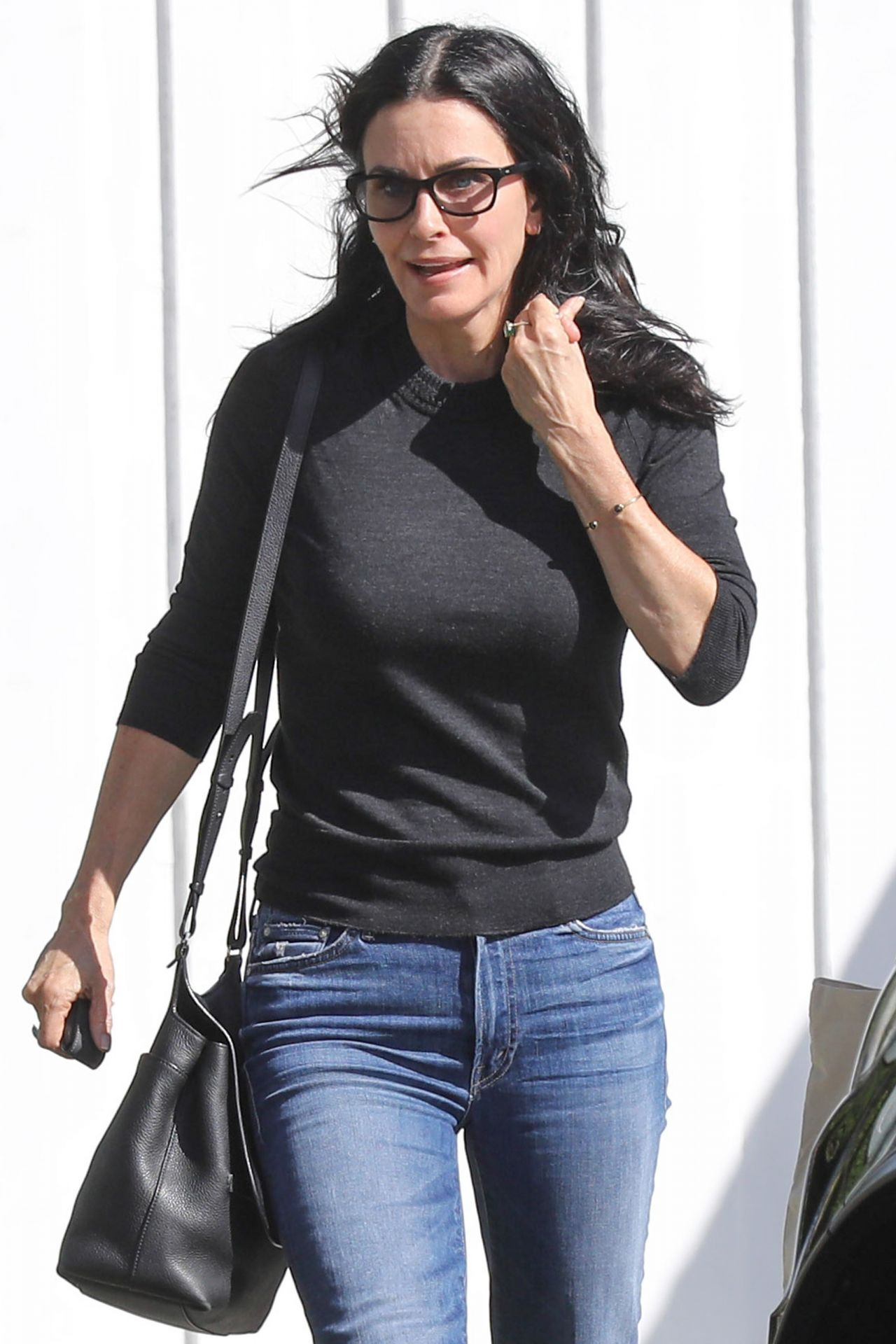 Courteney Cox - Out in West Hollywood 3/22/ 2017