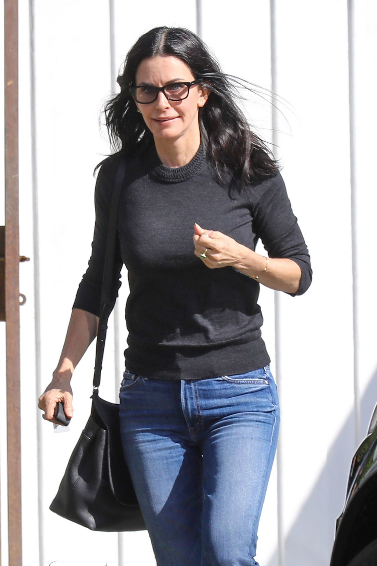Courteney Cox Out In West Hollywood 3 22 2017